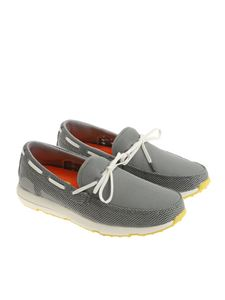 Swims - Grey Breeze Leap Laser shoes