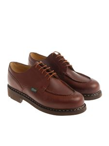 Paraboot - Brown Chambord shoes