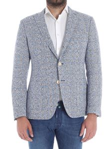 Cantarelli - Prince of Wales two buttons jacket