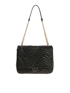 Salvatore Ferragamo - Black leather bag