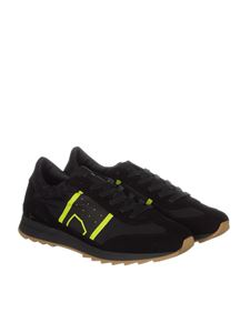 Philippe Model - Black Toujours sneakers