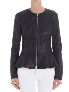 Desa 1972 - Black leather jacket