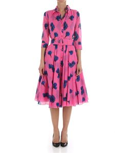 Samantha Sung - Pink Aster dress