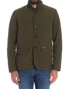Woolrich - Amy green City jacket
