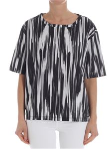 Woolrich - White, gray and black blouse