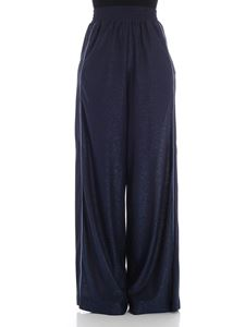 Golden Goose Deluxe Brand - Blue Sophie trousers
