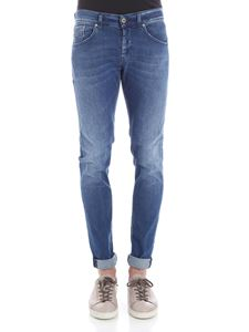 Dondup - Blue Ritchie jeans