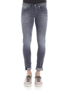 Dondup - Gray George jeans