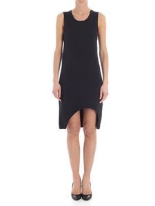 Helmut Lang - Black sleeveless dress