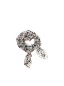 Burberry Children - Multicolor Check scarf