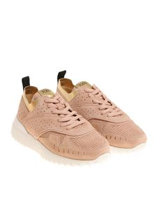 Tod's - Pink sneakers