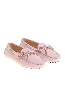 Tod's - Pink Heaven loafers