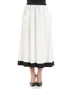 Philosophy di Lorenzo Serafini - Cream-colored skirt