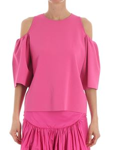 Stella McCartney - Pink top with cut-out