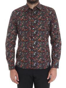 Paul Smith - Psychedelic Sun shirt