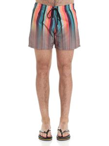 Paul Smith - Striped swimsuit