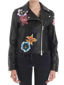 Paul Smith - Oceano printed leather jacket