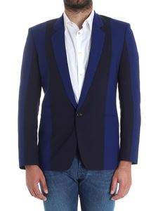 Paul Smith - Cobalt and navy blue jacket