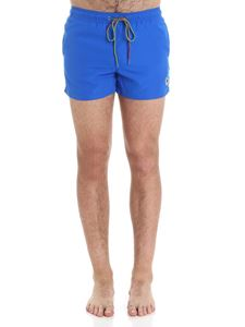Paul Smith - Electric blue swimsuit