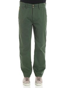 Vivienne Westwood Anglomania - Army green trousers