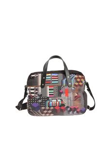 Paul Smith - Geometric weekend Mini bag