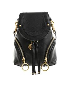 See by Chloé - Black Olga Small backpack