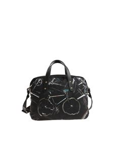 Paul Smith - Paul's Bike Print Messenger Bag