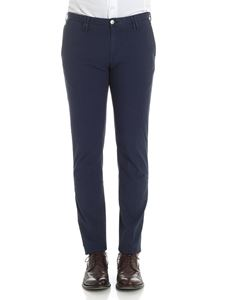 archivio jam - Blue Clay trousers