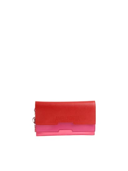 d76ffe3d766 Vivienne Westwood Anglomania Spring Summer 2018 red fuchsia and pink ...