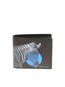 PS by Paul Smith - Black Zebra wallet