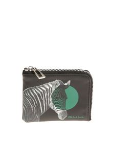 PS by Paul Smith - Black Zebra purse
