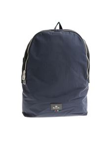 PS by Paul Smith - Blue backpack with logo