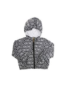 Moschino Kids - Black Teddy Bear jacket