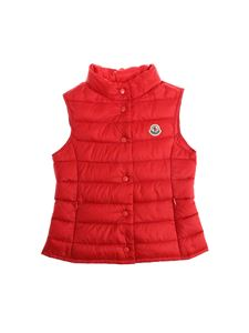 Moncler Jr - Red Liane down jacket