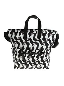 Lulu Guinness - Black Romy tote bag