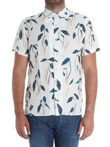 PS by Paul Smith - White short sleeve shirt