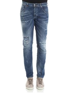 Dondup - Blue Conway jeans