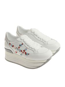 Hogan - White H346 sneakers
