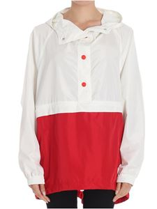 GCDS - Cream and red jacket