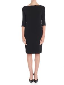 Dsquared2 - Black viscose dress