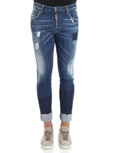 Dsquared2 - Blue Skater jeans