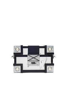Karl Lagerfeld - Treasure box Minaudière