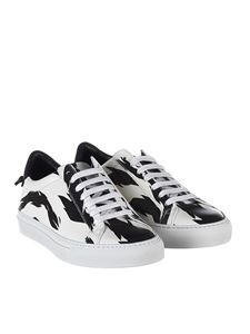 Givenchy - White Urban Street printed sneakers