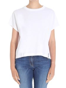 Kenzo - White crop top with logo