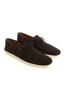 Tod's - Brown moccasins