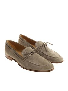 Tod's - Taupe loafers