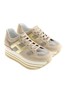 Hogan - Beige H283 sneakers