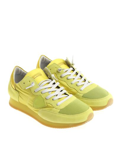 Browse For Sale Tropez L lime sneakers Philippe Model Outlet Amazing Price 1PMuxvlUh