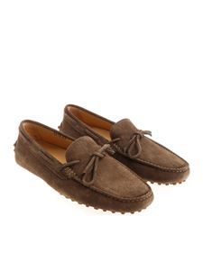 Il mocassino - Light brown moccasins