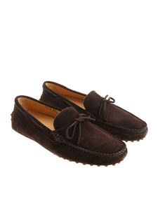 Il mocassino - Brown moccasins